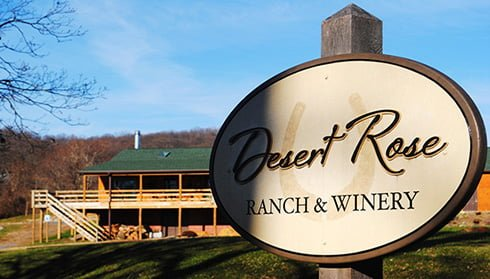 Desert Rose Ranch and Winery, Fauquier Winery, A member of the Fauquier Wine Council, Virginia Vineyard.
