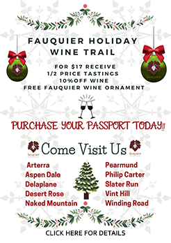 Fauquier Wine Council - Holiday Wine Trail